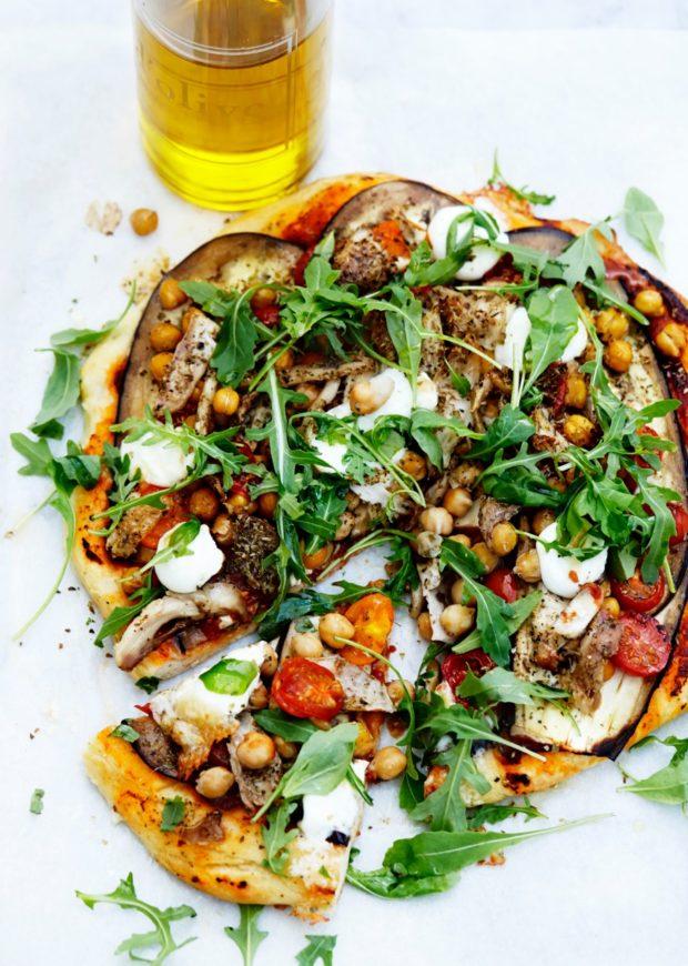 pizzaaubergine